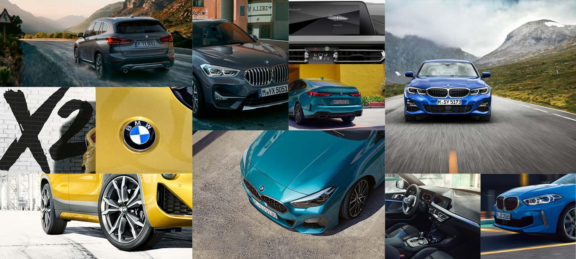 BMW 2021スプリングキャンペーン イメージ画像
