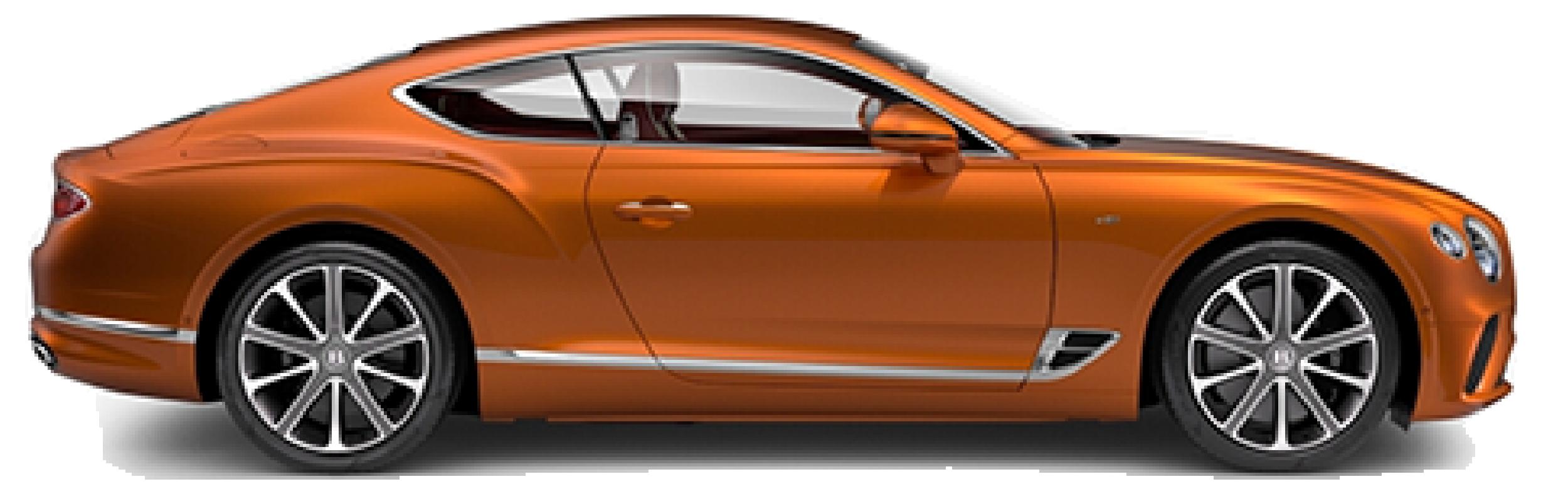 CONTINENTAL GT V8