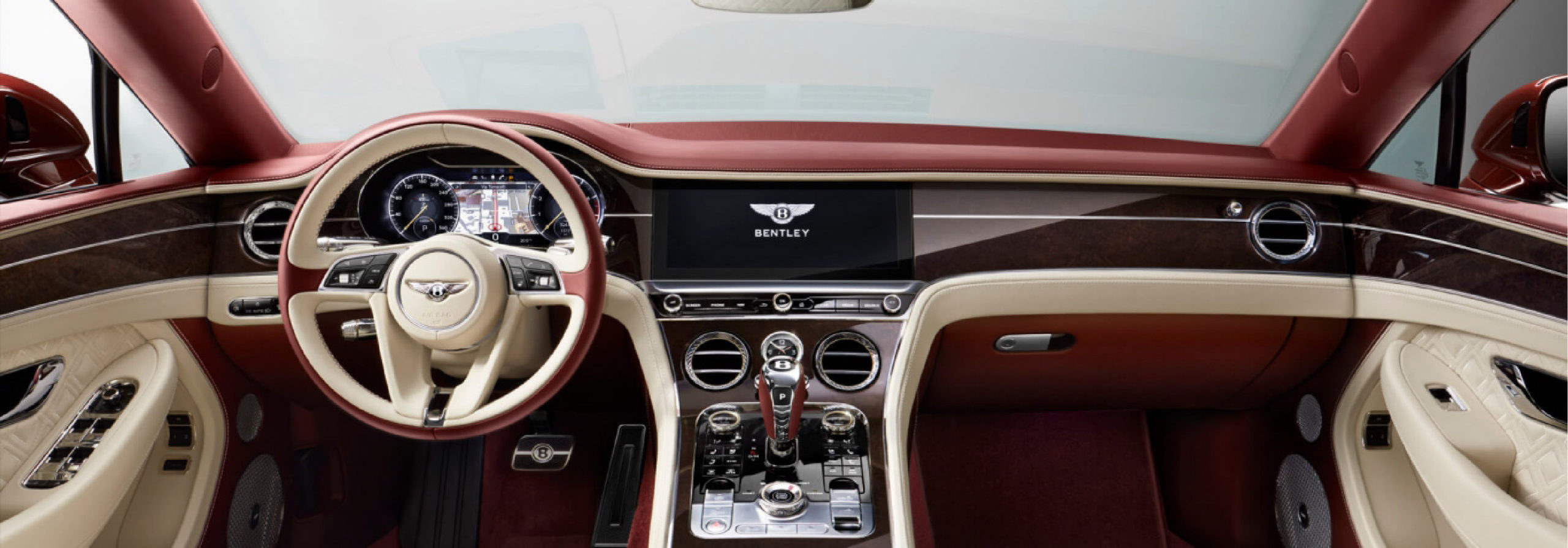 A LUXURIOUS HANDCRAFTED INTERIOR