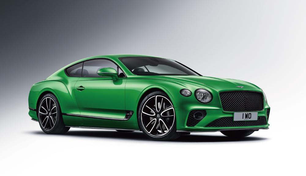 【サービスセンター】1台限定!New Continental GT Black Specification Kitのご案内