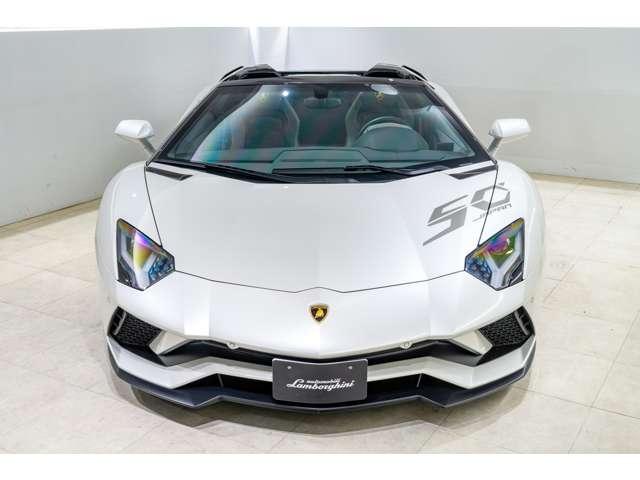 Aventador Roadster/Ballon white