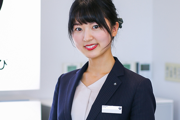 Niigata BMW 新潟ショールーム レセプション