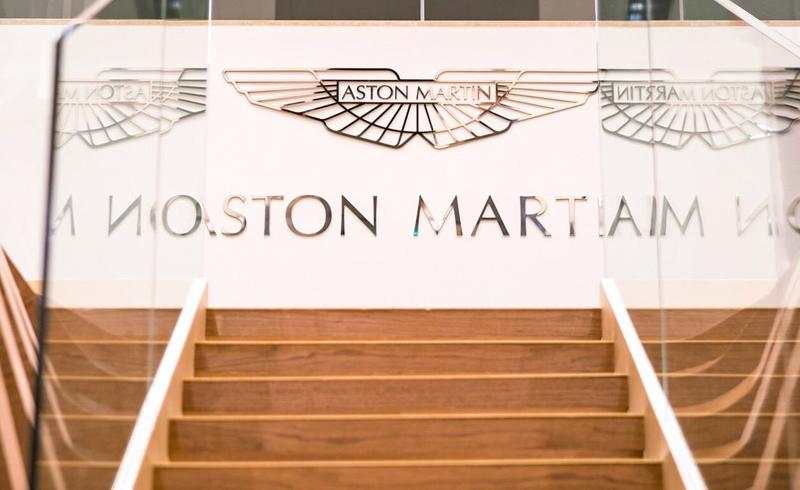 アストンマーティン東京 The House of Aston Martin Aoyama 2F GALLERY