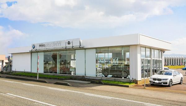 Niigata BMW 長岡営業所