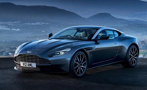 Aston Martin/DB11